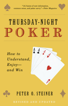 Thursday-Night Poker by Peter O. Steiner