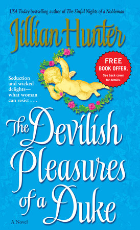 The Devilish Pleasures of a Duke by Jillian Hunter