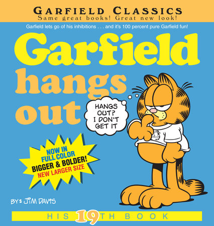 Garfield Hangs Out by