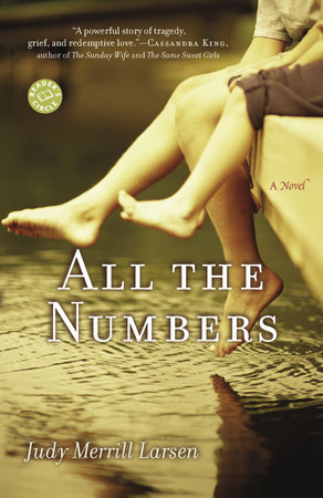 All the Numbers by Judy Larsen