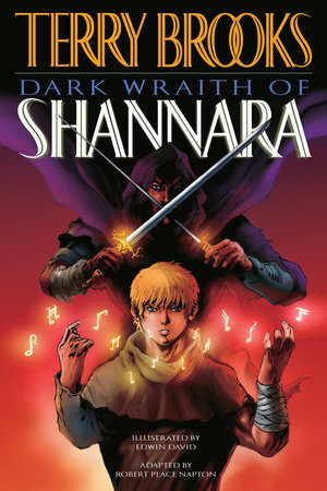 Dark Wraith of Shannara by Terry Brooks
