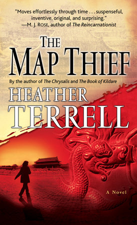 The Map Thief by