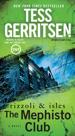 The Mephisto Club by Tess Gerritsen