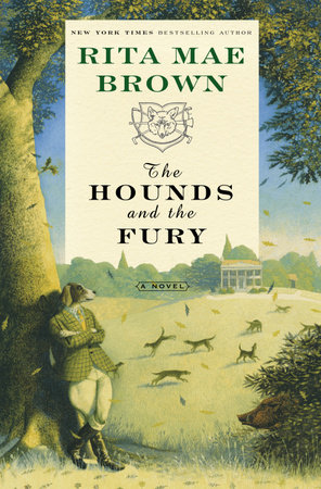 The Hounds and the Fury book cover
