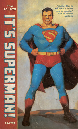 It's Superman!