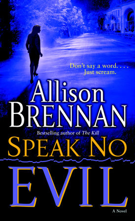 Speak No Evil by