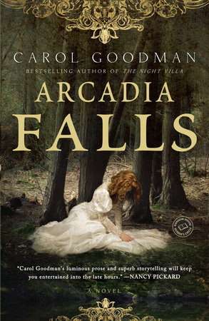 Arcadia Falls by