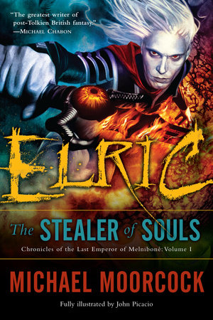Elric   The Stealer of Souls by