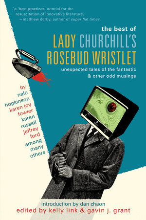 The Best of Lady Churchill's Rosebud Wristlet by