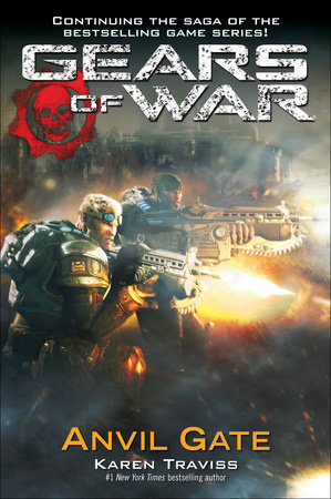 Gears of War: Anvil Gate by