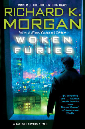 Woken Furies by