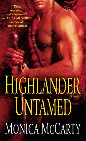 Highlander Untamed by