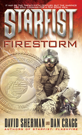 Starfist: Firestorm by