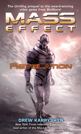 Mass Effect: Revelation by