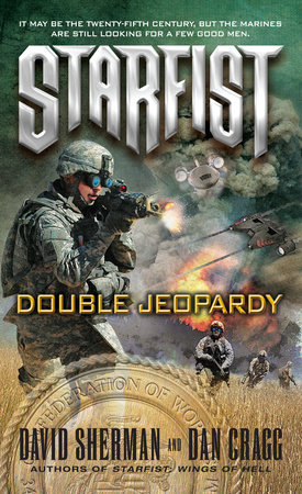 Starfist: Double Jeopardy by