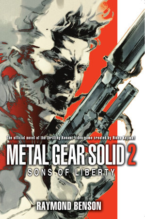 Metal Gear Solid 2: The Novel by