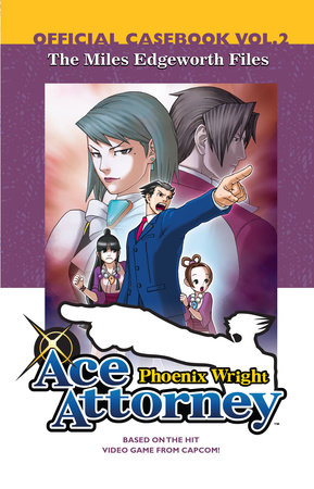 Phoenix Wright  Ace Attorney: The Miles Edgeworth Files by CAPCOM