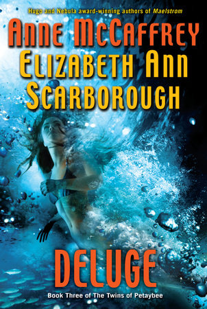 Deluge by Anne McCaffrey and Elizabeth Ann Scarborough