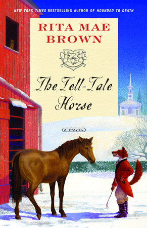 The Tell-Tale Horse book cover