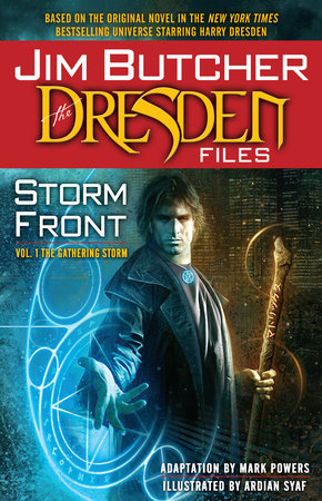 Jim Butcher: The Dresden Files: Storm Front: Vol. 1: The Gathering Storm by