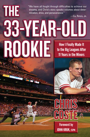 The 33-Year-Old Rookie
