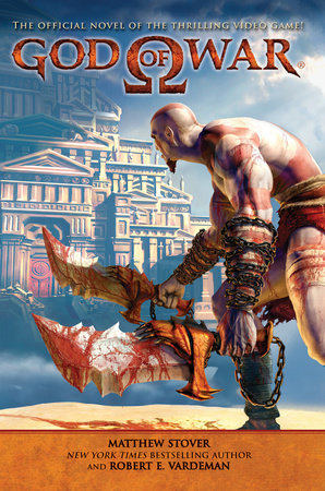 God of War by Robert E. Vardeman and Matthew Stover