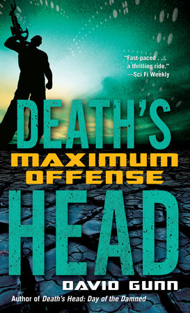 Death's Head  Maximum Offense by