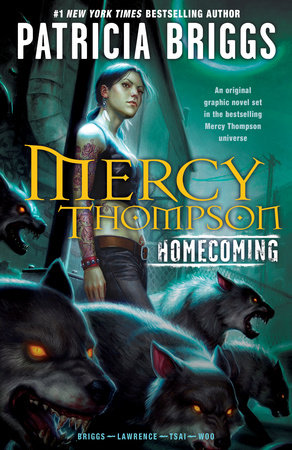 Mercy Thompson  Homecoming by