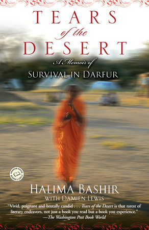 Tears of the Desert by Damien Lewis and Halima Bashir