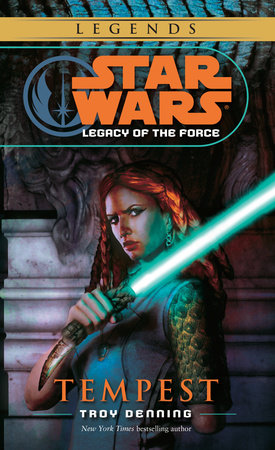 Tempest: Star Wars (Legacy of the Force) by