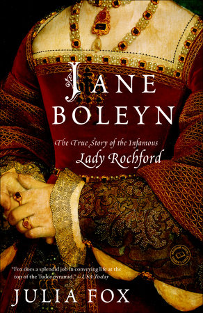 Jane Boleyn by