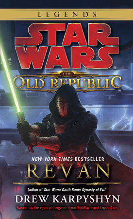 Revan: Star Wars (The Old Republic) by Drew Karpyshyn