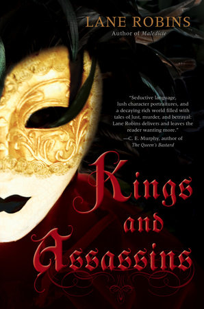 Kings and Assassins by Lane Robins