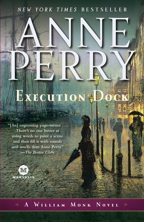 Execution Dock by Anne Perry