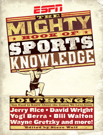 ESPN: The Mighty Book of Sports Knowledge by