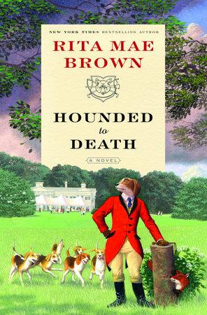 Hounded to Death book cover