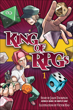 King of RPGs 1 by