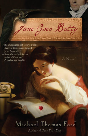 Jane Goes Batty by