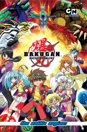 Bakugan Battle Brawlers by