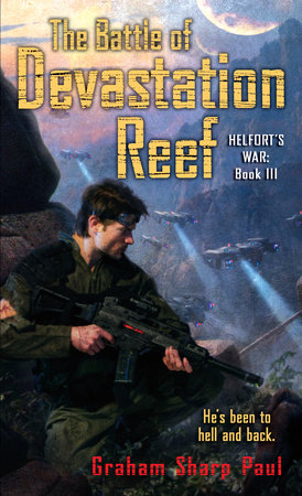 Helfort's War Book 3: The Battle of Devastation Reef by