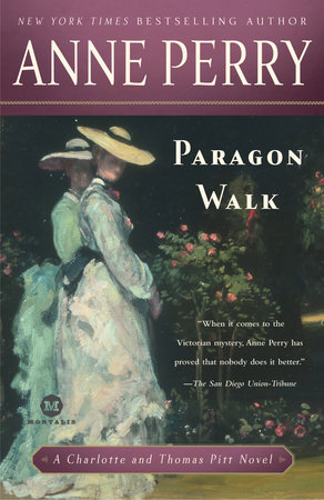 Paragon Walk by