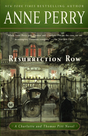 Resurrection Row by