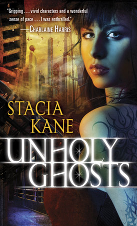 Unholy Ghosts by