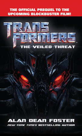 Transformers      The Veiled Threat by