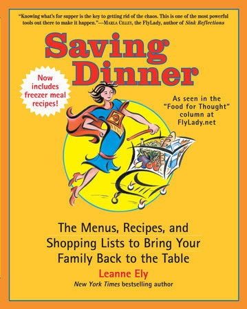 Saving Dinner by Leanne Ely