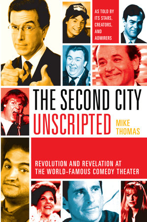 The Second City Unscripted by