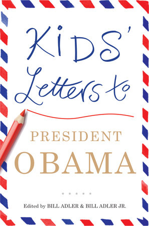 Kids' Letters to President Obama by