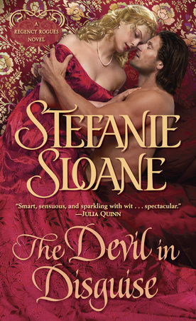 The Devil in Disguise by Stefanie Sloane