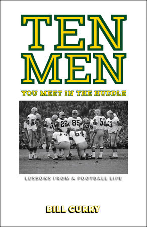 Ten Men You Meet in the Huddle by