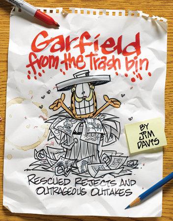 Garfield from the Trash Bin by